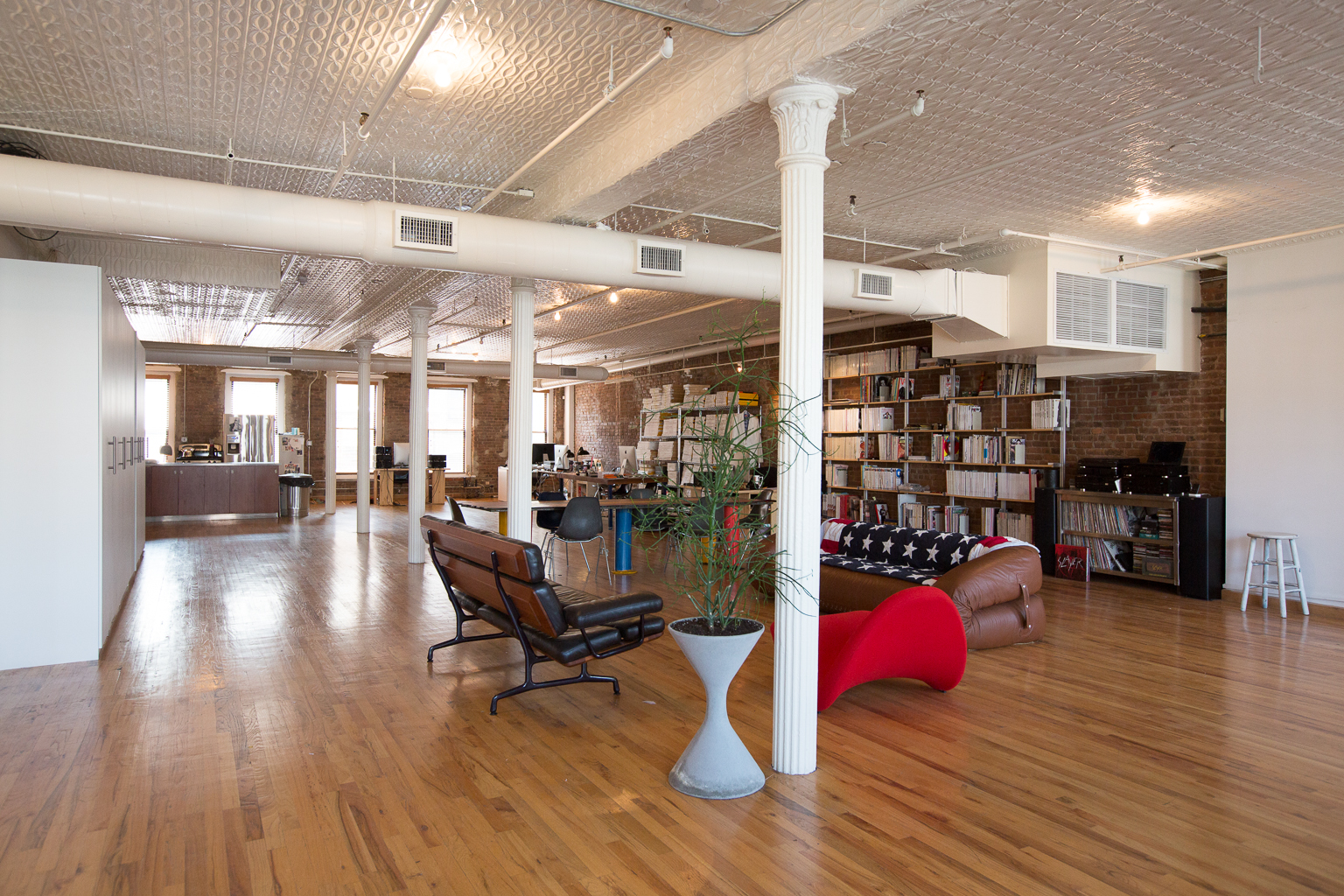 4500 sq.ft Loft Lower Manhattan for Rent – $15,000/mo