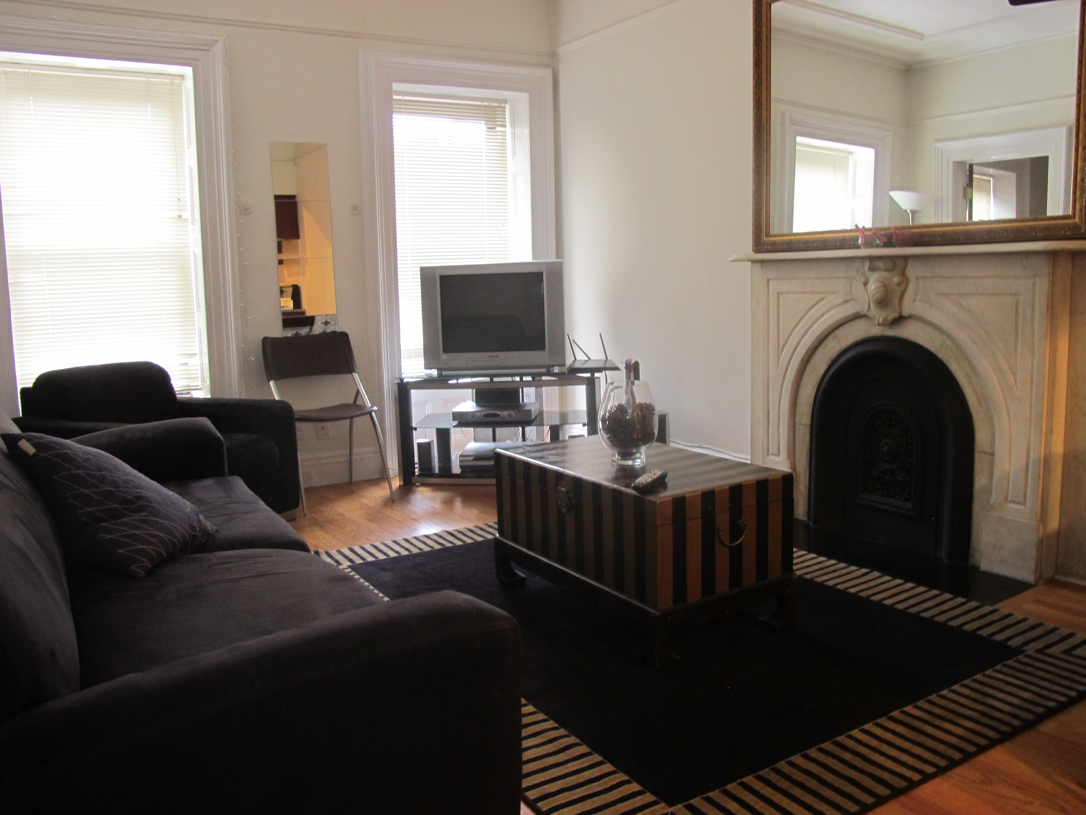312 Lafayette #4 Clinton Hill Furnished Apt. for rent